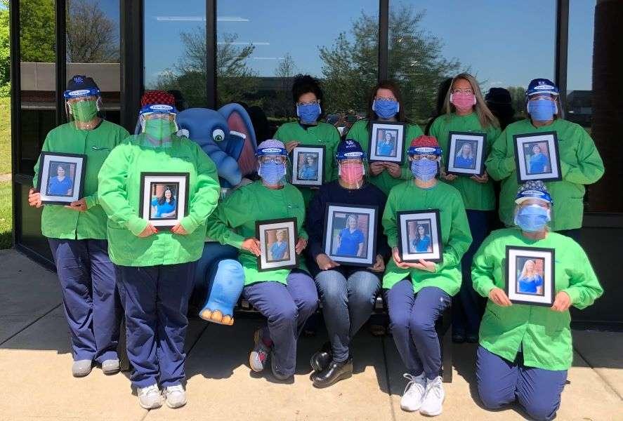 Kentucky Dentistry for Kids staff